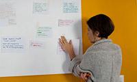 Organizziamo corsi e programmi formativi che uniscono momenti frontali a laboratori applicativi